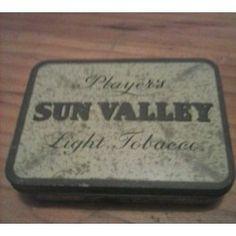 Players Sunn Valley Light Tobacco