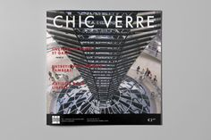 CHIC VERRE Identity, magazine, and environment design for a French company that produces decorative glass tiles. Glass Tiles, Decorative Glass, Global Design, Environment Design, Identity, Magazine, French, Chic, Artist