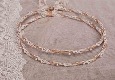 διακοσμηση γαμου - Αναζήτηση Google Wedding Wreaths, Tiaras And Crowns, Marriage, Chain, Bracelets, Wedding Stuff, Wedding Crowns, Jewelry, Weddings