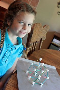 Fun & frugal summer activity: Build toothpick and marshmallow structures! Nanny Activities, School Age Activities, Summer Activities, Projects For Kids, Crafts For Kids, Daycare Crafts, Toothpick Sculpture, Frugal Family, Money Saving Mom
