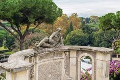 On your next visit to the Eternal City, make some time to discover its beautiful gardens.
