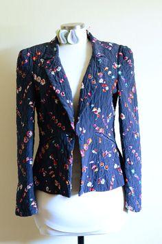 A Fashionable Stitch » sartorial sewing Rebecca Taylor jacket