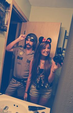 reno 911 halloween costume and disney disneyland tourist costume