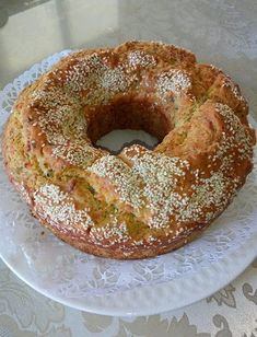 Η Κυπριακή Τυρόπιτα είναι ένα εξαιρετικό αλμυρό κέικ για όλες τις ώρες !!! Pita Recipes, Sweets Recipes, Greek Recipes, Cooking Cake, Fun Cooking, Cooking Recipes, Sweet Loaf Recipe, Cyprus Food, Greek Sweets