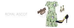 Royal Ascot Ascot Outfits, Royal Ascot, Summer Events, Event Dresses, Dress Codes, Brand New, Summer Dresses, Fashion, Moda