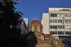 https://flic.kr/p/21gF5pv | Church of Panagia Kapnikarea | Ermou street, Athens, Attica, Greece
