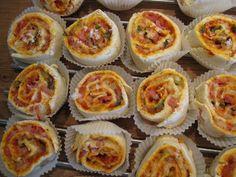 Glutenfria Pizzabullar! | Glutenfritt liv