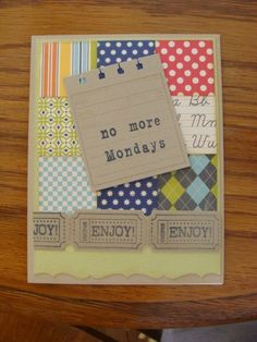 Teacher Retirement card by donelle - Cards and Paper Crafts at Splitcoaststampers