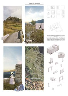 Von Ctrl S (Máxime Duquet, Thomas Guilhen, Clementine Dufaut) Verwenden Sie … - architektur Landscape Architecture Design, Architecture Graphics, Architecture Board, Architecture Drawings, Presentation Board Design, Architecture Presentation Board, Poster Layout, Cool Landscapes, Land Scape