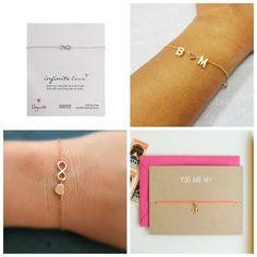 Kleine Geschenke für Brautjungfern - Brautherz