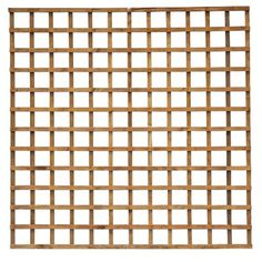 Grange Heavy Duty golden brown trellis panels with extra thick panels ideal foer supporting climbing plants.This trellis is dipped in golden brown treatment to protect the timber from the elementsTrellis thickn Garden Trellis Panels, Front Door Landscaping, Pressure Treated Timber, Landscape Structure, Stone Path, Golden Brown, Wabi Sabi, Beautiful Gardens, Garden Design