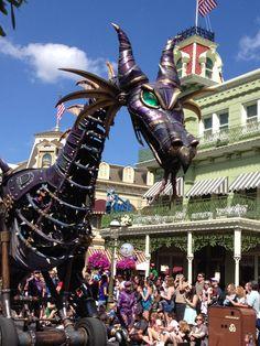 Festival of Fantasy parade at Magic Kingdom #disney. #Undercovertourist