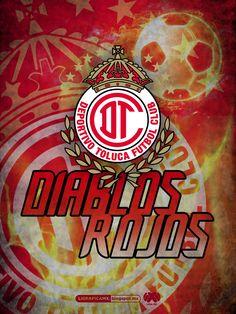 #DiablosRojos #Toluca #LigraficaMX