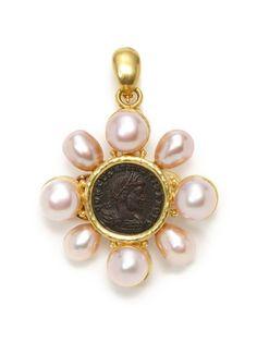 Coin Jewelry, Pearl Jewelry, Jewelry Shop, Antique Jewelry, Gemstone Jewelry, Jewelery, Jewelry Accessories, Fashion Jewelry, Jewelry Design