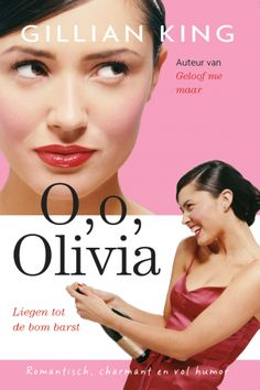O, o Olivia | Gillian King