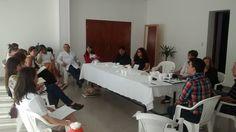 Reunión anual del municipio con los directores de instituciones educativas