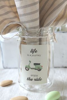 Style Concept #vespa #favor. Life is a journey, enjoy the ride!- EverAfter