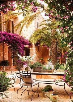 lovely outdoor setting