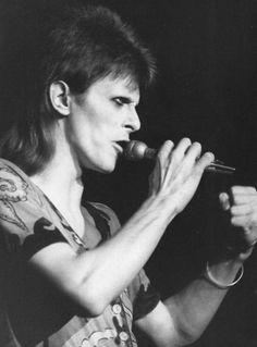 David Bowie (1972)