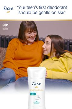 Dove Advanced Care Sensitive Deodorant is gentle on your daughter's skin. With alcohol and ¼ moisturizers, that's care you can count on. Dove Antiperspirant, Dove Deodorant, Dove Men Care, Body Odor, Blink Of An Eye, Moisturizers, Lotions, Body Care, Sensitive Skin