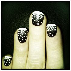 The Stylemaker: Nails inspired by InStyle Magazine