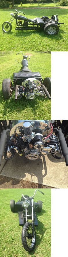Motorcycles: 2003 Custom Built Motorcycles Other Vw Trike Motorcycle 1600 Dual Port -> BUY IT NOW ONLY: $1950 on eBay!