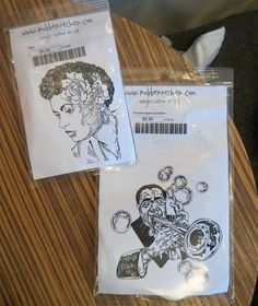 Dandee Images African American Rubber Stamps Coloring