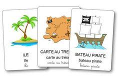 Imagier des pirates