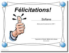 Remise des diplômes ! - Capuchon à l'école French Worksheets, French Verbs, Classroom Management, Teaching, School, Carpet Bag, Cycle 3, Pilates, Sport