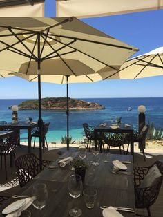 See you at Restaurant Lila Mallorca with stunning views!