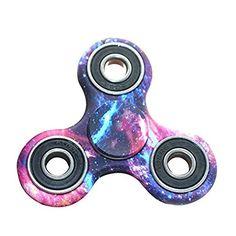 Amazon.com: Galaxy Hands Fidget Spinner Toy Stress Reducer - Perfect for ADHD, Anxiety, and Autism Adult Children: Toys & Games