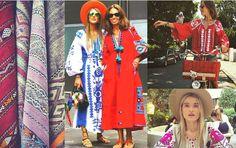 Neuer Mode-Crush: die Ethno-Kleider von Vita Kin. Mehr auf ELLE.de!