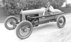 Schoof Special Ford T racer