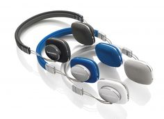 Bowers & Wilkins Release new Headphones in Blue Mens Gadgets, All Mobile Phones, Technology Gadgets, Over Ear Headphones, Headset, Iphone, Blue, Sign, Colour