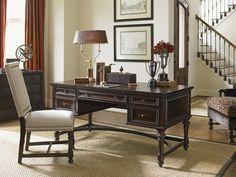 Prestonwood St. Ives Writing Desk | Lexington Home Brands