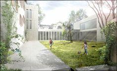 Ergebnis: Neubau Haus der Katholischen Kirche...competitionline