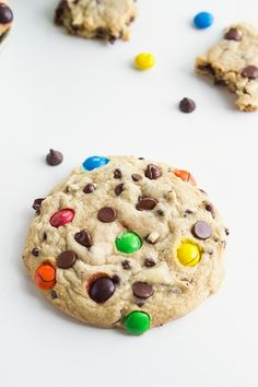 {Secret Ingredient} Bakery-Style Chocolate Chip Cookies - These are tried and true family-favorite chocolate-chip cookies with two secret ingredients, no wonder they are the best!