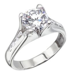 Bergio Bridal Band: 18 Karat Gold or Platinum Mounting with White Baguette Cut Diamonds - See more at: http://www.bergio.com/collections/bridal-ring-br2015bg/#sthash.BYlwZT3Z.dpuf