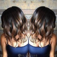 Image result for summer brunette hair colors 2016