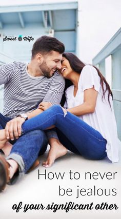 Have any of you ever been jealous for your partner and not really known why? Or maybe you knew exactly why and you found that it was taking up way too much time in your thoughts. Jealousy can be a really consuming thing!