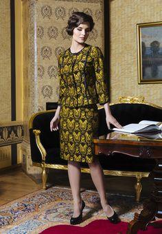 Женский костюм с юбкой купить в москве
