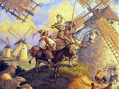 Don Quixote, Andalucia
