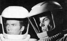 Star Trek: The Motion Picture - Kirk and Spock