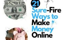 21 Sure-Fire Ways to Make Money Online! - Green In Black and White Making money with online survey How to make money with affiliate marketing Best Online Survey Sites, Online Surveys For Money, Earn Money From Home, Online Jobs, Make Money Online, Money Fast, Medical Transcriptionist, Green Business, Business Ideas