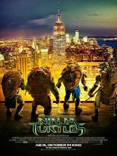 as tartarugas ninja 2014 - Google Search