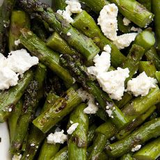 Grilled Asparagus Review:  I made this tonight and it was so good.  We were in a hurry, so I didn't wait for it to cool before serving it and it was still good.  We used an indoor grill and it worked fine.  Will definitely make this again.
