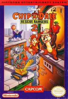 Chip 'N Dale: Rescue Rangers 2 for NES.
