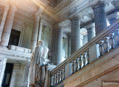 L'immense Palais de justice de #Bruxelles