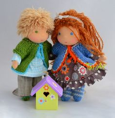 Natural dolls and toys. Waldorf Dolls, Teddy Bear, Toys, Natural, Animals, Activity Toys, Animales, Animaux, Clearance Toys