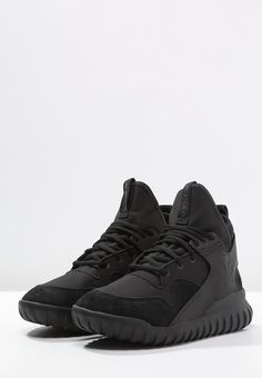 adidas Originals TUBULAR X - High-top trainers - core black for £100.00 (03/02/16) with free delivery at Zalando